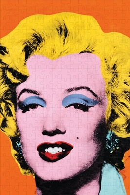 Andy warhol marilyn 300 piece tin puzzle