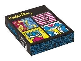 Keith haring keepsake box: 16 notecards
