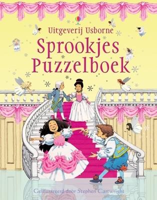 Puzzelboek: sprookjes