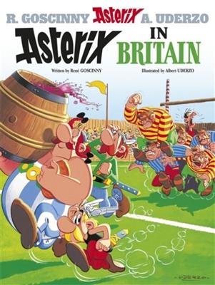 Asterix (08) asterix in britain (english)