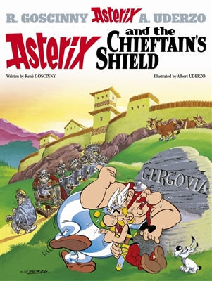 Asterix (11) asterix and the chieftain's shield (english)