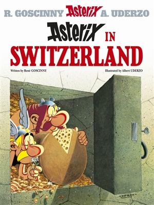 Asterix (16) asterix in switzerland (english)