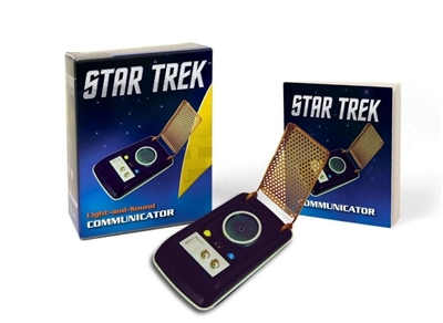 Star trek: light-and-sound communicator mini kit