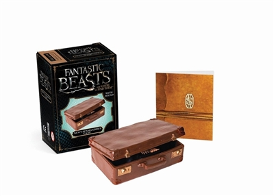 Miniture editions Fantastic beasts and where to find them