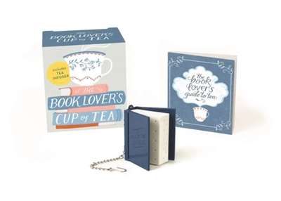 Book lover's cup of tea