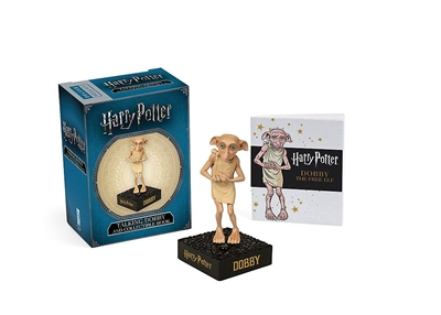 Miniture editions Harry potter: talking dobby and collectable book