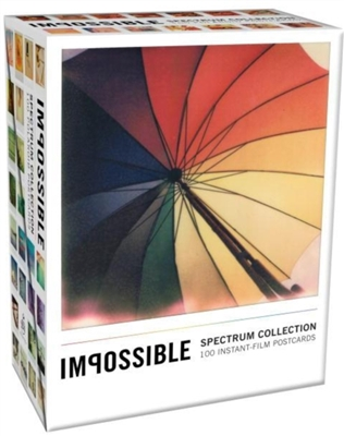 Impossible project spectrum collection