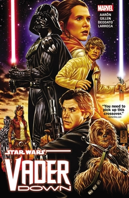 Star wars: vader down Star wars (01) vader down