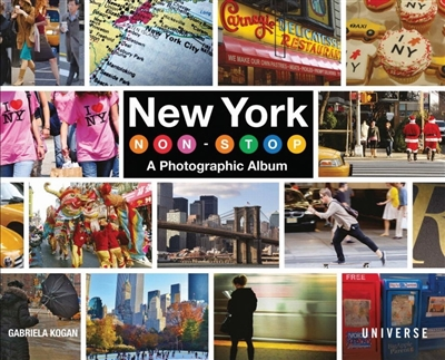 New york non-stop : a photographic album