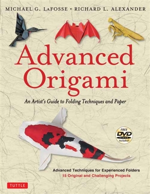 Advanced origami with dvd
