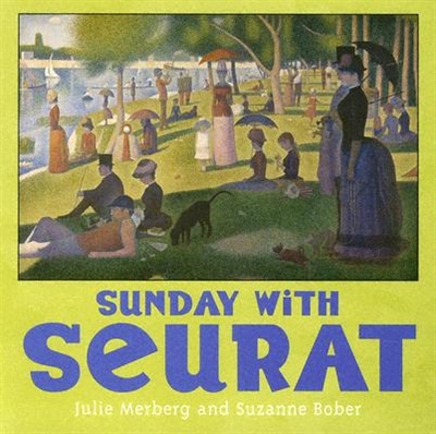 Sunday with seurat - board book