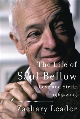 Life of saul bellow: love and strife 1965-2005