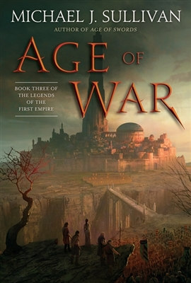 Legends of the first empire (03): age of war
