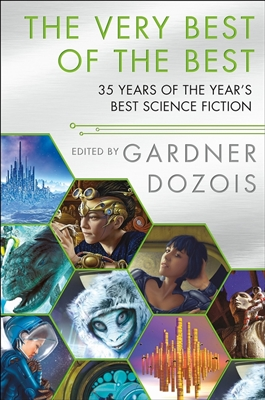 Very best of the best: 35 years of the year's best science fiction