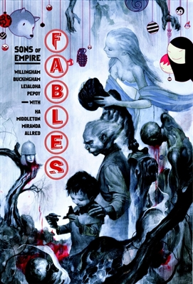 Fables (09): sons of empire