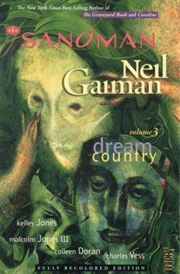 Sandman (03): dream country