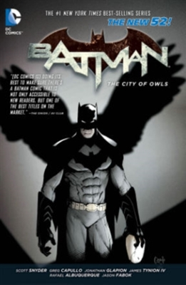 Batman (02): the city of owls (the new 52)