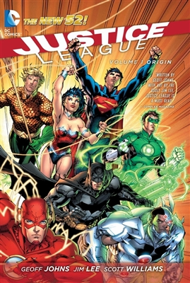 Justice league (01): origin