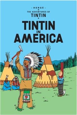 Tintin (02) in america