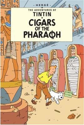 Tintin (03): cigars of the pharaoh