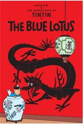 Tintin (04): the blue lotus