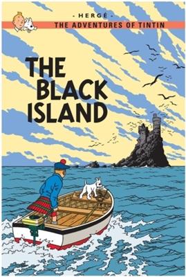 Tintin (06): black island
