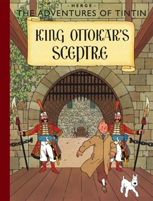 Tintin (07) king ottokar's sceptre