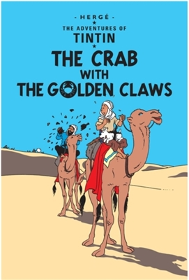 Tintin (08): the crab with the golden claws