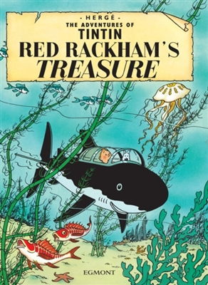 Tintin (11):red rackham's treasure