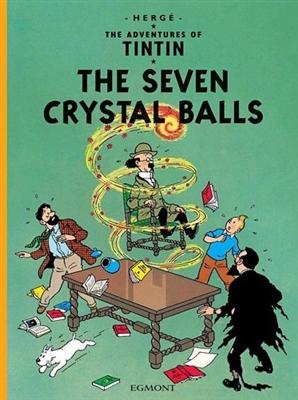 Tintin (12) seven crystal balls