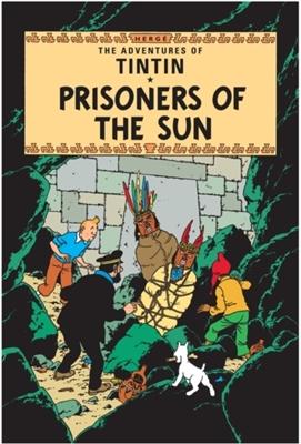 Tintin (13): prisoners of the sun