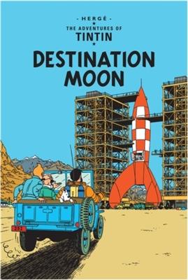 Tintin (15): destination moon