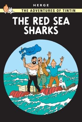 Tintin (18): red sea sharks