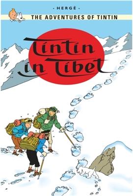 Tintin (19): in tibet