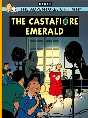 Tintin (20): the castafiore emerald