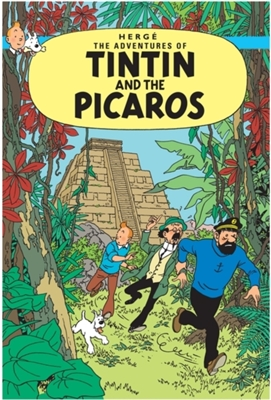 Tintin (23) and the picaros