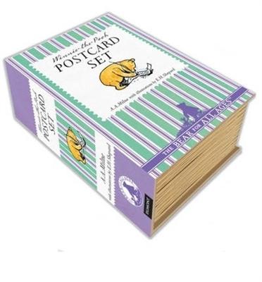 Winnie the pooh: 100 postcards