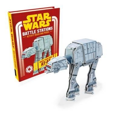 Star wars: battle stations : activity book and model