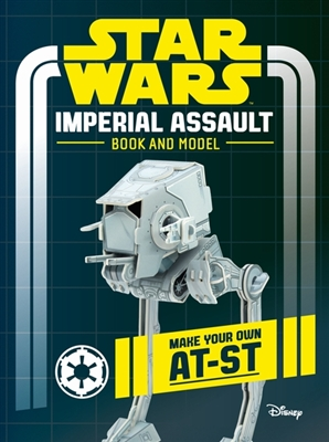 Star wars imperial assault: activity book and model