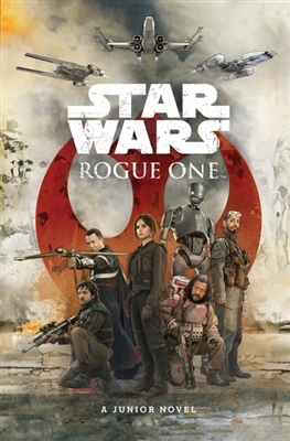 Star wars: rogue one: book of the film