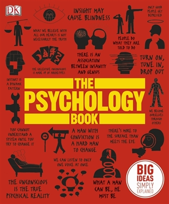 Big ideas Psychology book