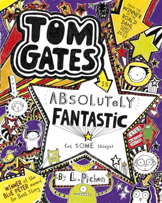 Tom gates is absolutely fantastic -