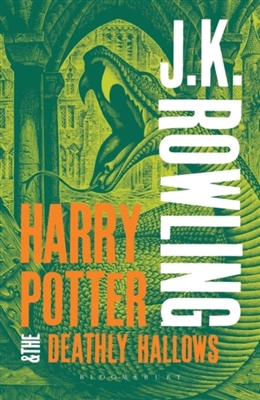 Harry potter (07): harry potter and the deathly hallows (adult paperback)