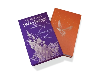 Harry potter (01): harry potter and the philosophers stone (gift slipcase edition)