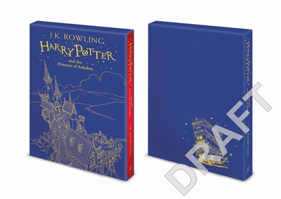 Harry potter (03): harry potter and the prisoner of azkaban (gift slipcase edition)