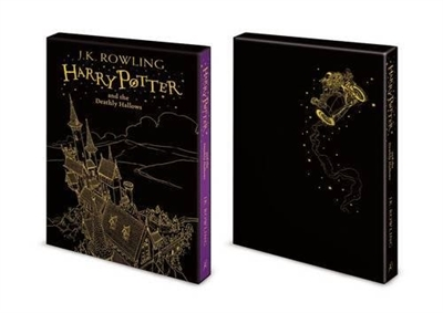 Harry potter (07): harry potter and the deathly hallows (gift slipcase edition)