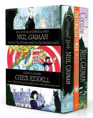 Neil gaiman & chris riddell box set