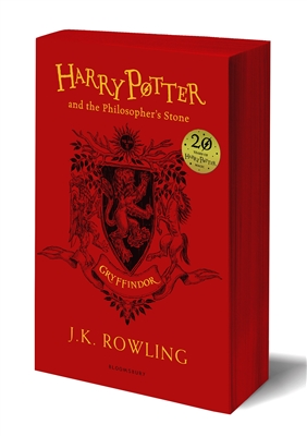 Harry potter (01): harry potter and the philosopher's stone - gryffindor edition