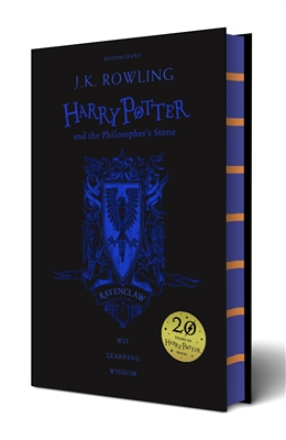 Harry potter (01): harry potter and the philosopher's stone - ravenclaw edition