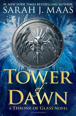 Throne of glass Tower of dawn